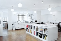Homes/office/studios / by Christina Anguiano