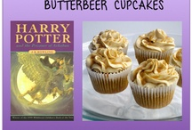 Bake That Book / Baking sweet treats that are inspired by the YA novels I read.