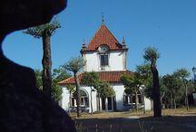Ex-Votos de Sameiro - Portugal / Complexo de Sameiro - Portugal. Capela dividida em quatro salas distintas, onde uma recebe o nome de Capela dos Ex-votos.