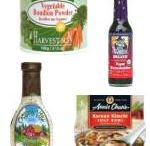 Vegan Food Items / Packaged Foods