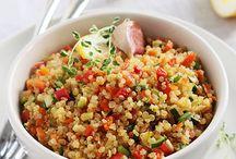 salada quinoa e limão