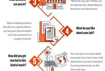 LIFE AND BUSINESS Infographics