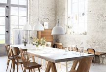 Dining Table / Settings and set ups to covet.