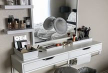 Home decor: Vanity Areas
