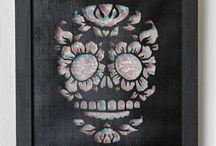 Stencil Ideas / Ideas for stencils
