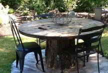 Τραπέζι κηπου