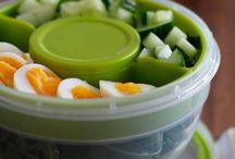 Lunch Box Ideas - Meal Prep - Essen für die Arbeit
