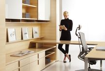 Private Offices / Private office furniture