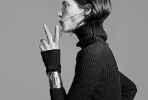 Trend: Turtlenecks / With current weather getting colder everyday, here are some amazing turtleneck sweaters that will give you a style inspiration and keeps you warm