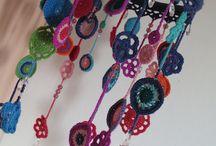 lampara crochet