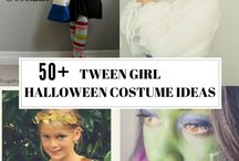 Halloween Costumes for the Whole Family / Tons of Halloween Costume ideas for the while family - Babies, Kids, Couples, Families. It's all here.