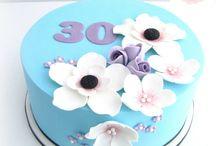 30th birthday cakes