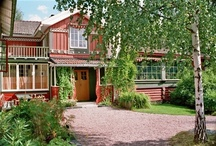 Artists' Homes - Karin and Carl Larsson, Sweden
