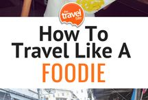 Food and drink- worldwide / Eat and drink like a local- anywhere in the world.