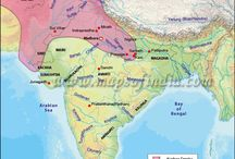 History Maps of India