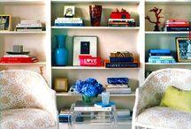 Bookcase display