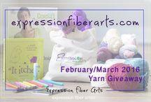 Expression fiber arts