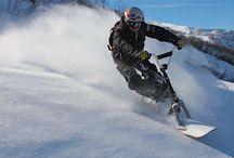 snow scoot blackmountain