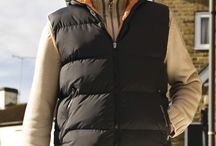 Body Warmers and Gilets / The Gilet or Body warmer is a great addition to any wardrobe versatile and stylish these styles are simply great.