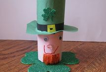 St. Patty's Day / Crafts,treats, and everything green!