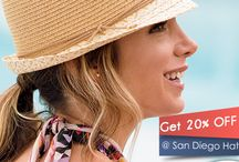 San Diego Hat Company Coupon Codes