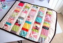 Quilts: Patterns I may actually try / Quilt lovelies, tutorials, inspiration