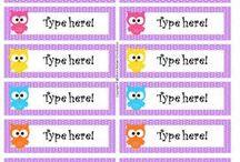 1st grade owl theme / by Brooke Kuiper