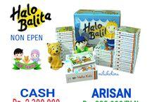 HALO BALITA FREE ONGKIR SELURUH INDONESIA / Info & Order Wa 08197248081 BBM 58BAFD0C Line nilaholina  IG: squadzonebookstore FB: nilaholina