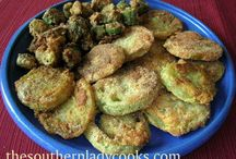 southern food / by Sally Prather