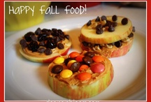 school snack ideas / by 🐚⚓️ Lisa 'Nelson' Ellerbusch ⚓️🐚