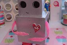 valentine box / by Steffanie Mendoza