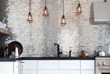 Home interior design decorations / Grey