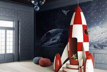 Boys Home Design
