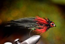 Flyfishing / Flyfishing, fly tying