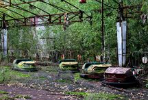 The Zombie Zone (Abandoned Places of the World)