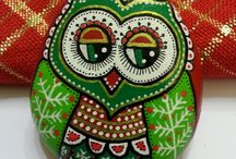 New year owl