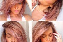 Haleys hair