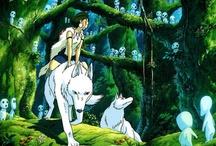 hayo miyazaki / by Syd Van Hook