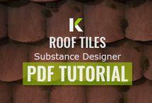 Substance Painter / Substance Designer / Substance Painter / Substance Designer