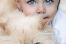 Animal love / Dulces y entrañables retratos con mascotas