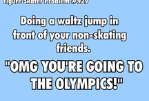 Figure Skaters Problems