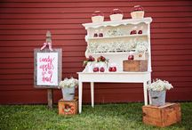 Candy & Sweet Tables