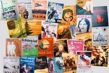 CZECH: Tramping Songbook Covers Pre 1940s