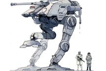 SKETCHES : Sci-fi, Mecha / Mecha sketches, renders, sci-fi environments, game environments, spaceships,