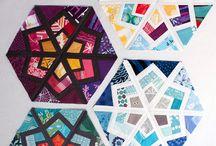 Quilts - Stars - Sterne / Jeder sollte einen haben...