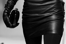 Leather...elegance ;()