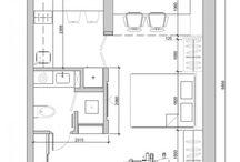 25 m2 lakások