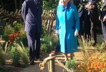 Royals at the Chelsea Flower Show