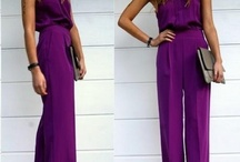 Jumpsuits & Rompers / by Fashion Project