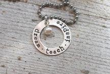 Jewellery / by Leanne Dalton